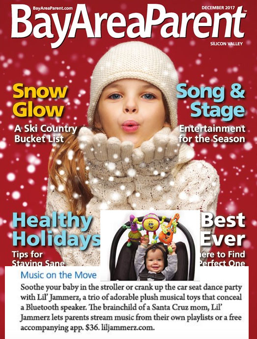 Bay Area Parent – December 2017